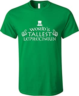 World's Tallest Leprechaun Funny St. Patrick's Day Irish Shirt
