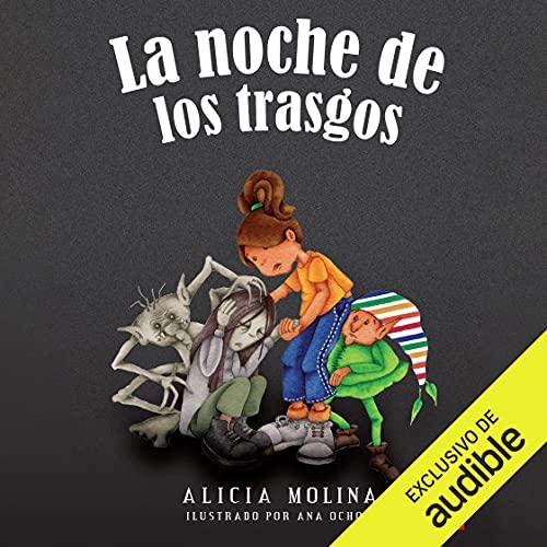 Diseño de la portada del título La Noche de los Trasgos