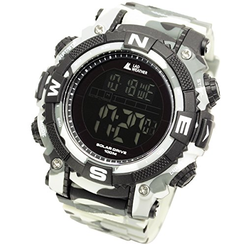 [Lad Weather] Reloj Digital con potente...