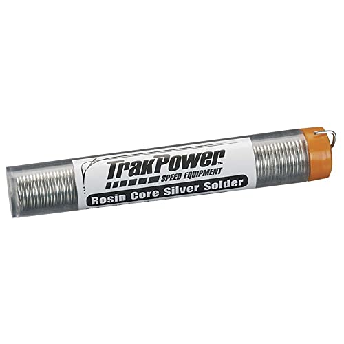 TrakPower Rosin Core Lead Free Silver Solder 0.53 ounces (15 grams)