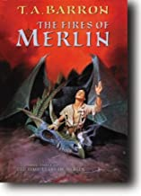 The Fires of Merlin (Lost Years of Merlin) The Fires of Merlin