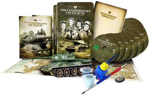 Panzer Edition/Metal-Pack (8 DVDs)