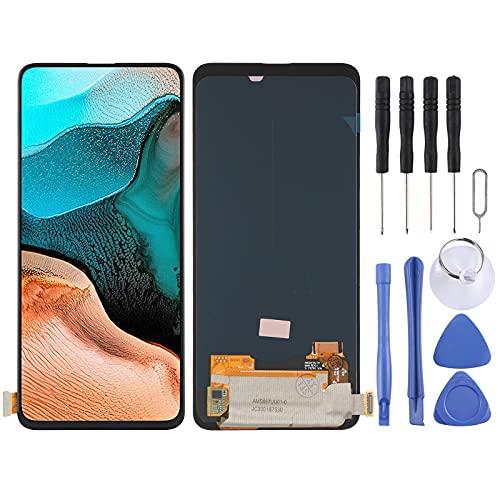 YEYOUCAI Pantalla LCD de repuesto para Xiaomi OLED Material LCD y digitalizador completo para Xiaomi Redmi K30 Pro 5G/Poco F2 Pro