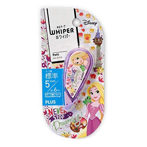 【限定】プラス 修正テープ ホワイパープチ ディズニーコレクション 塔の上のラプンツェル 50-535