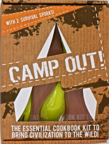 The Campsite Cooking Kit (Box Survival Packs)