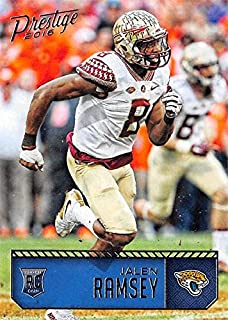 2016 panini prestige football cards