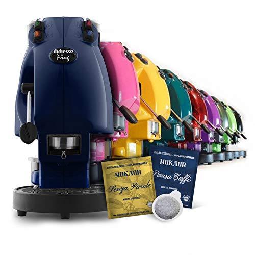 Kaffee Maschine Didiesse Frog Revolution 2020 + FREE 200 Pads mokaor Qualität 'Gold