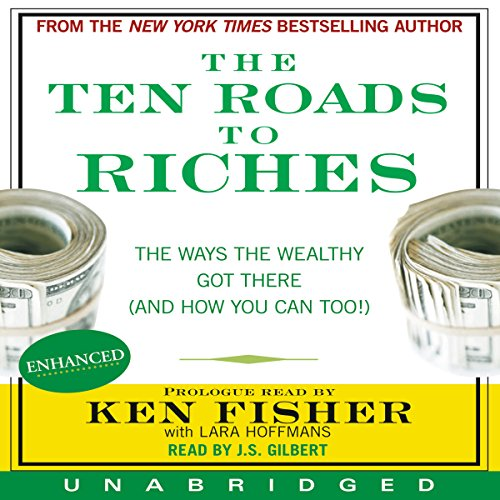 The Ten Roads to Riches audiobook cover art