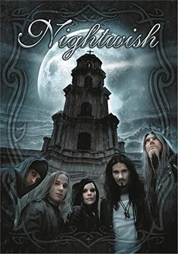 Nightwish,Band, Fahne
