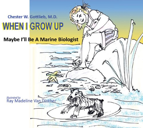 Maybe I'll Be A Marine Biologist When I Grow Up (English Edition)