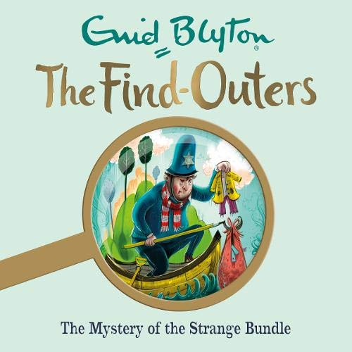 The Mystery of the Strange Bundle cover art