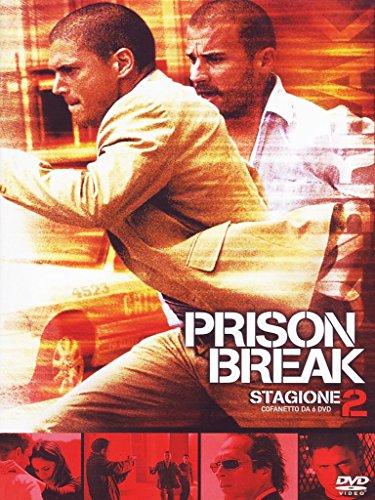 Prison breakStagione02 [6 DVDs] [IT Import]