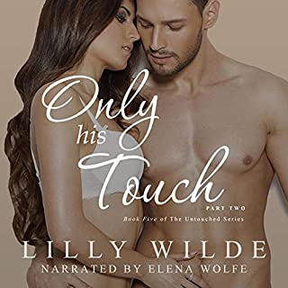 Only His Touch: Part Two  audiobook cover art