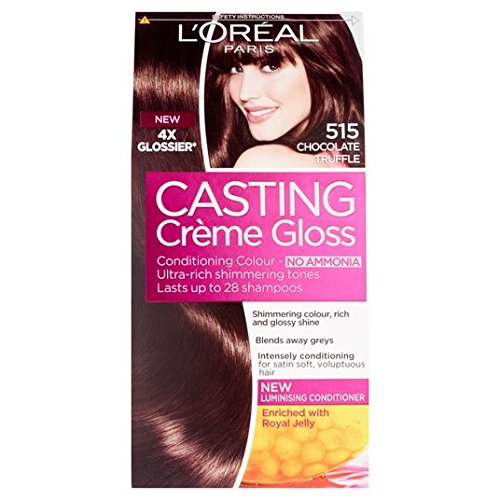 L \'Oreal Casting Creme Gloss Choc Truffle 515