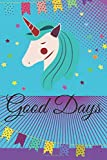 Good Days: write a journal with the distinction of your excellent and fascinating book. The journal...