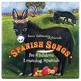 Spanish Songs for Children Learning Spanish