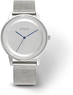 Zyros Dress Watch for Men, Quartz, Z9018M111111