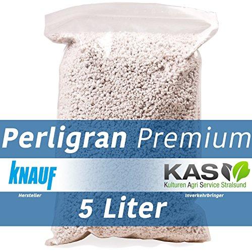 Knauf Perlite Perligran (Premium 2-6mm, 5 Liter)
