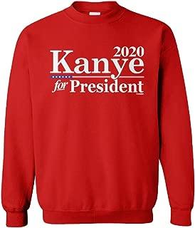 Kanye for President 2020 - Election Candidate Unisex Crewneck Sweatshirt