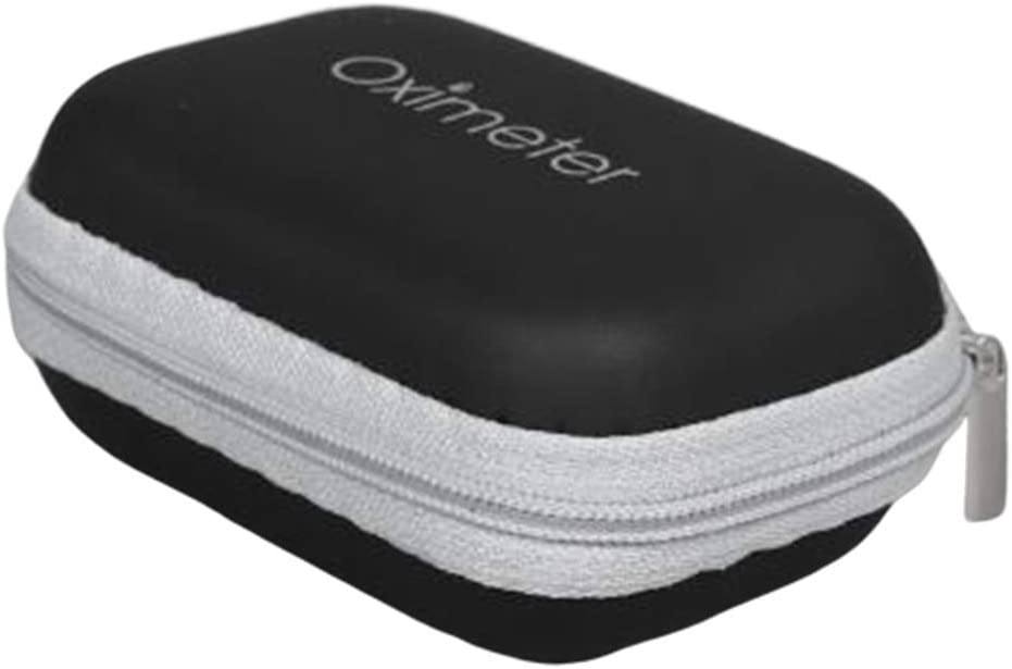 harayaa Oximeter Case Max 78% OFF Max 67% OFF Protective Black for Fingertip