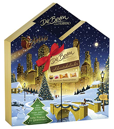 The best of Ferrero Advent calendar …