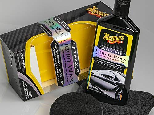 UPDATED 2021 Meguiars Ultimate Liquid wax