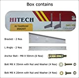 HITECH AC STAND/HEAVY DUTY AIR CONDITIONER OUTDOOR UNIT MOUNTING BRACKET 1 Ton, 1.2 Ton, 1.5 Ton, 2 Ton AC - Best Reviews Guide