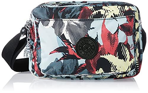 Kipling Damen Abanu M Crossbody Taschen Einheitsgröße, Lässige Blume - Größe: One Size