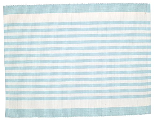 Greengate COTPLAAALS2906 Alice Tischset blass blau 45 x 35 cm