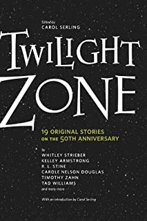 Twilight Zone: 19 Original Stories on the 50th Anniversary (0765324334) | Amazon price tracker / tracking, Amazon price history charts, Amazon price watches, Amazon price drop alerts