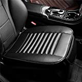 Car Seat Cushion Cover Universal Car Seat Covers Waterproof with PU Leather Car