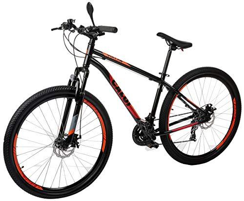 Bicicleta Caloi Vulcan Aro 29 - Preto