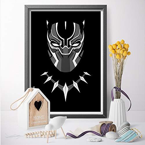 fdgdfgd Cheetah superhéroe Humano película Pared Arte Lienzo póster impresión Lienzo Pintura Pared Pegatinas decoración del hogar