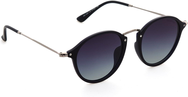 DESPADA,Made In ITALY Classic Round Sunglasses DS1537
