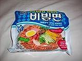 Paldo BiBim Nudel Spicy Noodles Koreanische Ramen Nudeln (Lebensmittel & Getränke)
