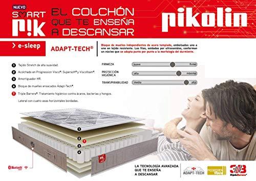 Colchón inteligente Smart PIK E-Sleep Pikolin - 4