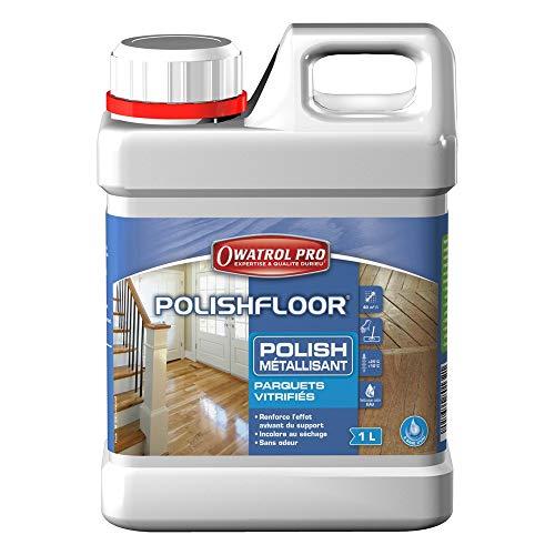 Owatrol - POLISHFLOOR® - Pflegemittel für versiegeltes Parkett - 1 Liter