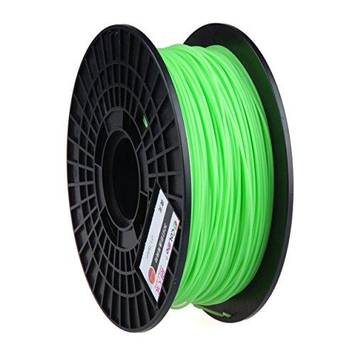 Colido Filamento Pla per Stampa 3D 1.75 mm Spool Verde Luminoso 1Kg