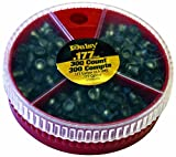 10. Daisy Outdoor Products, Pellets.177 Caliber, 7.29 Grains, (100 Flat, 100 Pointed, and 100 Hollow Point)