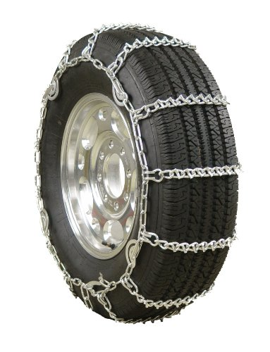 Glacier Chains H2814SC Light Truck V-Bar Twist Link Tire Chain
