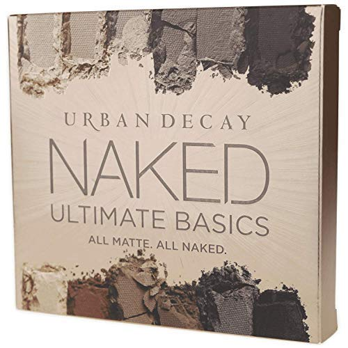 Urban Decay Naked Ultimate Basics Eyeshadow Pallete (12 X 0.04 Oz)