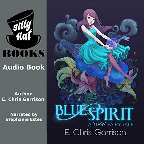 Blue Spirit Audiobook By E. Chris Garrison cover art