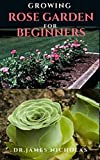 GROWING ROSE GARDEN FOR BEGINNERS: Step by Step Guide To Setting Up A Rose Garden : Everything You Need To Know
