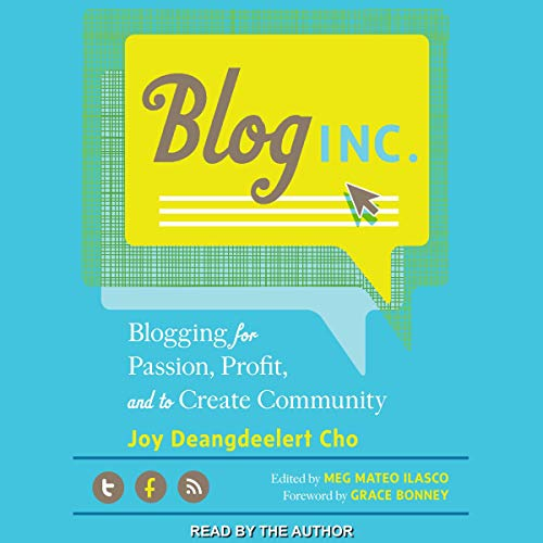 Blog, Inc.  By  cover art