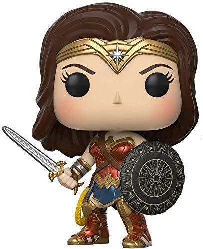 Funko POP Movies DC Wonder Woman Movie Wonder Woman Action Figure