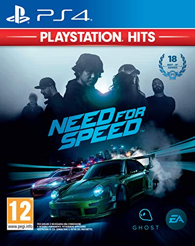 Need For Speed Hits - Playstation 4