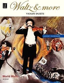 Waltz & more: Violin Duets