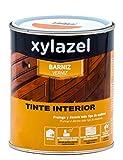 Xylazel 0411408 Barniz Tinte Interior, 125 ml