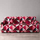 ASCV Funda de sofá Europea con Estampado Floral Fundas de sofá para Sala de...