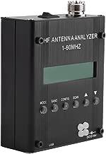 Antenna Analyzer, Ham Antenna Analyzer, Asixx Antenna Analyzer Ham Radio MR300 Digital Shortwave Antenna Analyzer Meter Tester 1-60M for Ham Radio